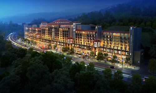 万博官网max手机客户端凯里嘉瑞禾维景国际度假酒店