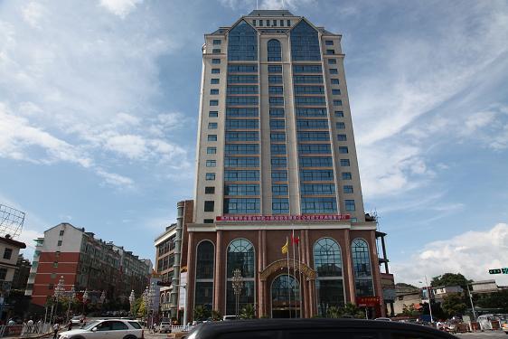 毕节织金宏洲国际大酒店
