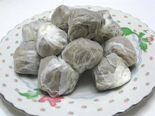 贵州民族传统食品:波波糖