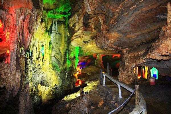 绥阳双溶洞国家地质公园
