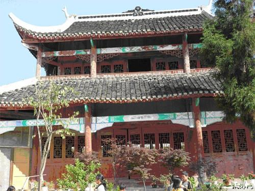 贵定寿福寺