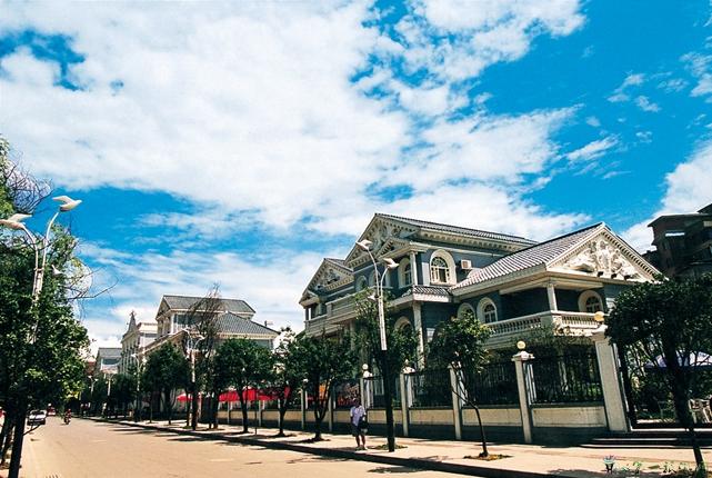 花溪 溪山酒店