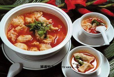习水酸汤鱼饺