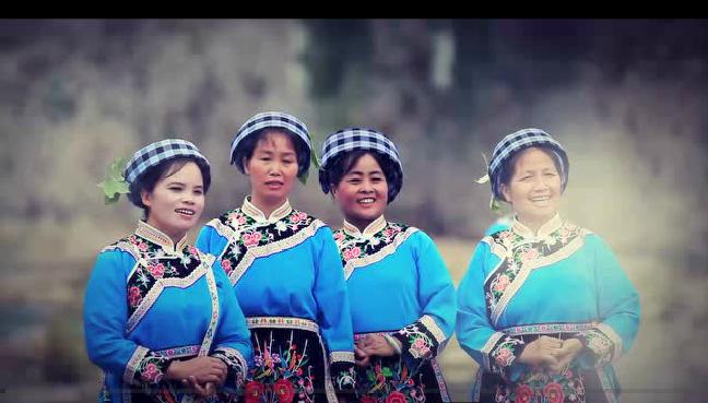 """望谟""""三月三""""布依族文化节预告片"""
