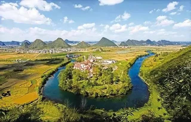 爬山、看水、赏花、乡村游……贵阳周边处处是美景!