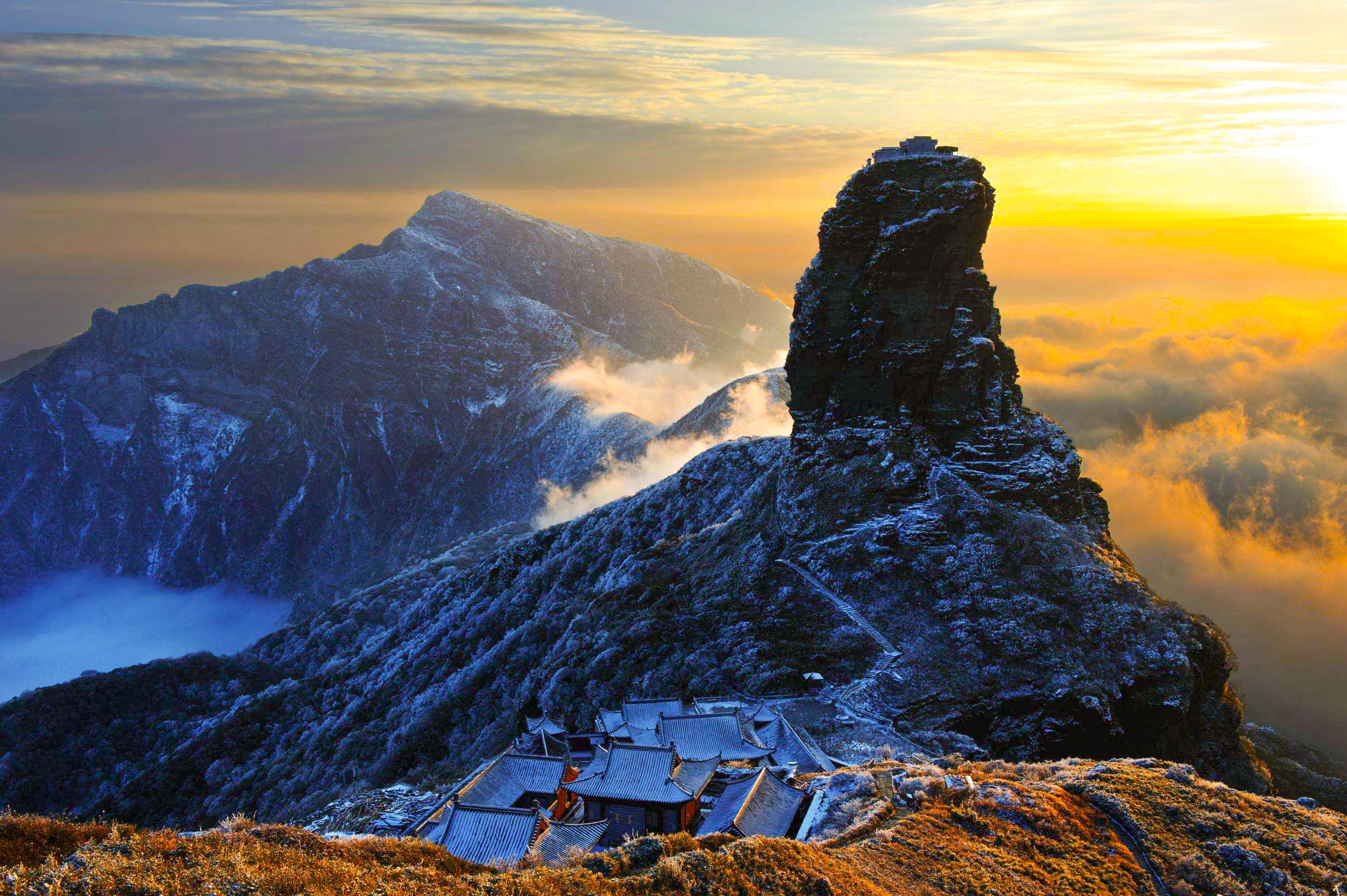 元旦假日期间贵州省经济稳中向好,实现旅游收入36.14亿元!